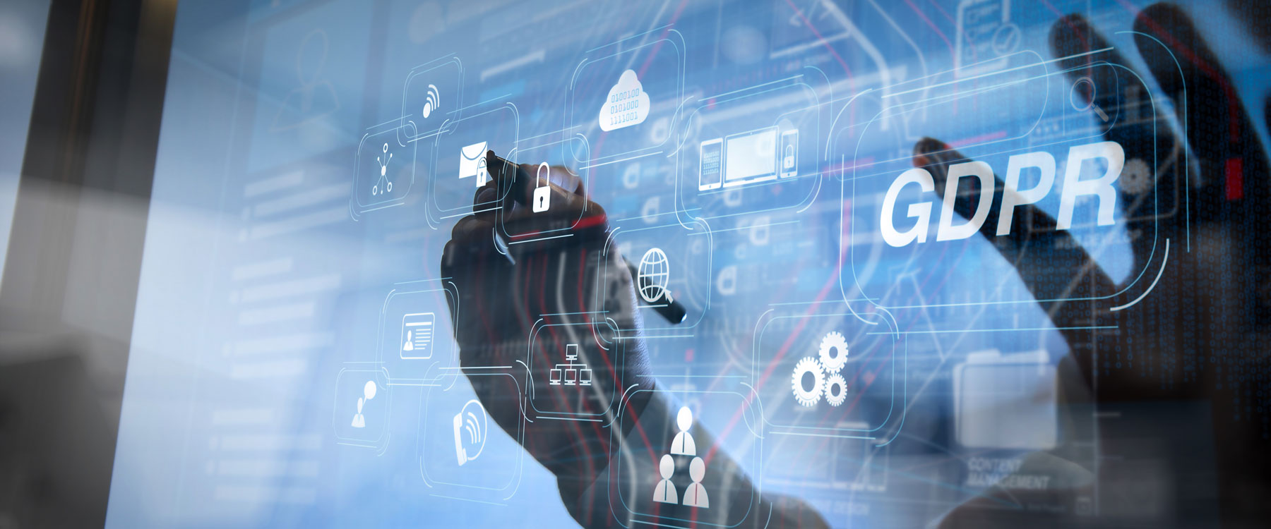 Athena Data Centres acquire GDPR Direct