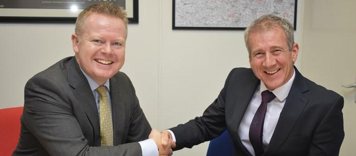 Partnership Athena and Birmingham Chamber of Commerce